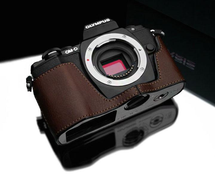 olympus-om-d-e-m10-genuine-leather-camera-half-cases