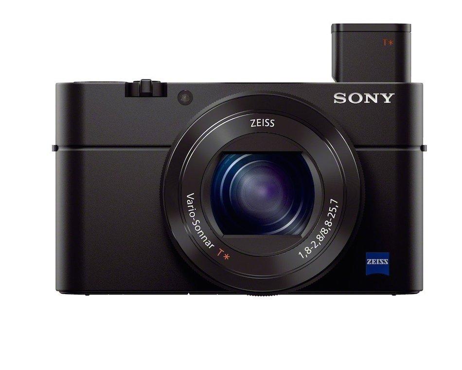 sony rx100 iii digital camera