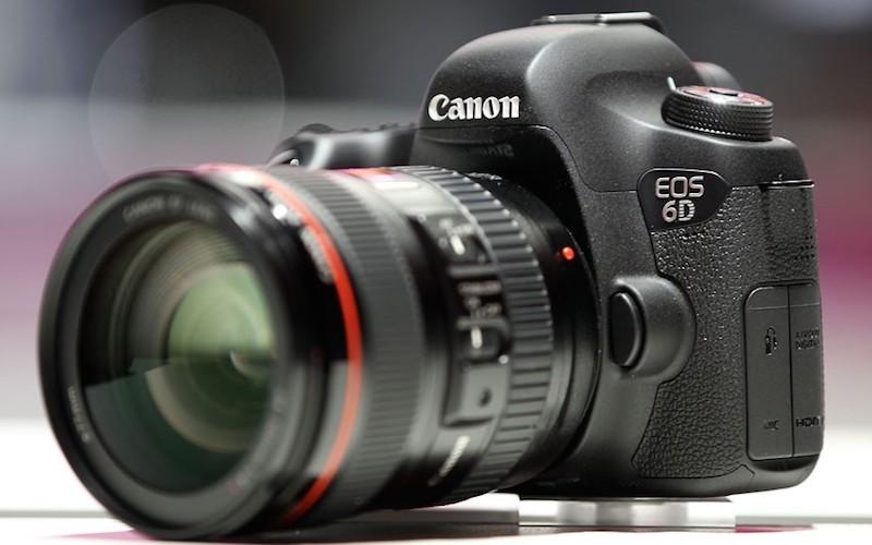 Canon Eos 6d Wifi Setup And Remote Capture Tutorial Videos Daily Camera News