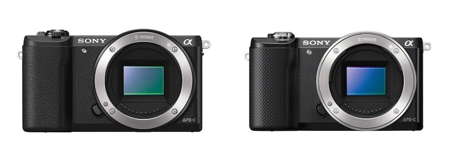 Sony-A5100-vs-a5000