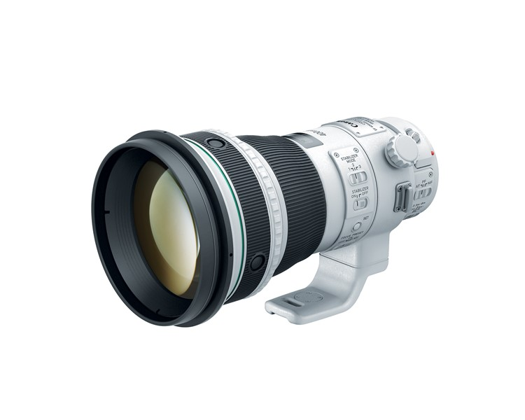 "First Canon RF Mount Super Telephoto Lens Could be a ""DO"" Optic"