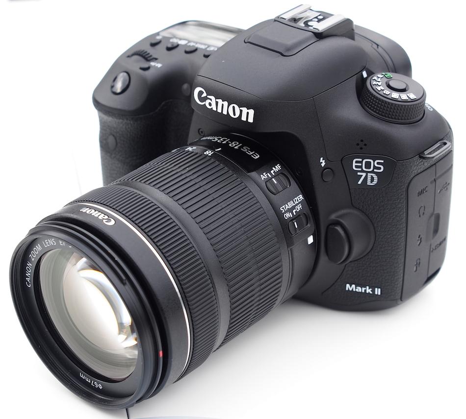 Canon EOS 7D Mark II Camera Instruction Manual