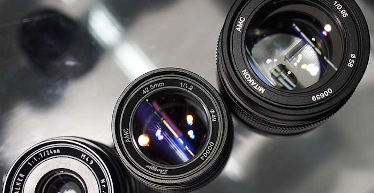 mitakon-mirrorless-lenses-at-photokina-2014
