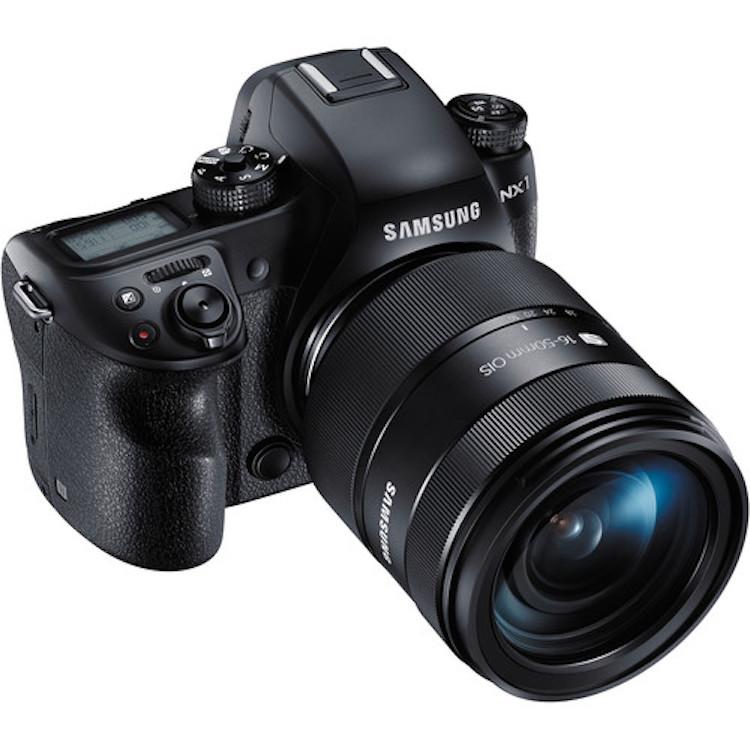 Samsung NX1 Mirrorless Camera Announced