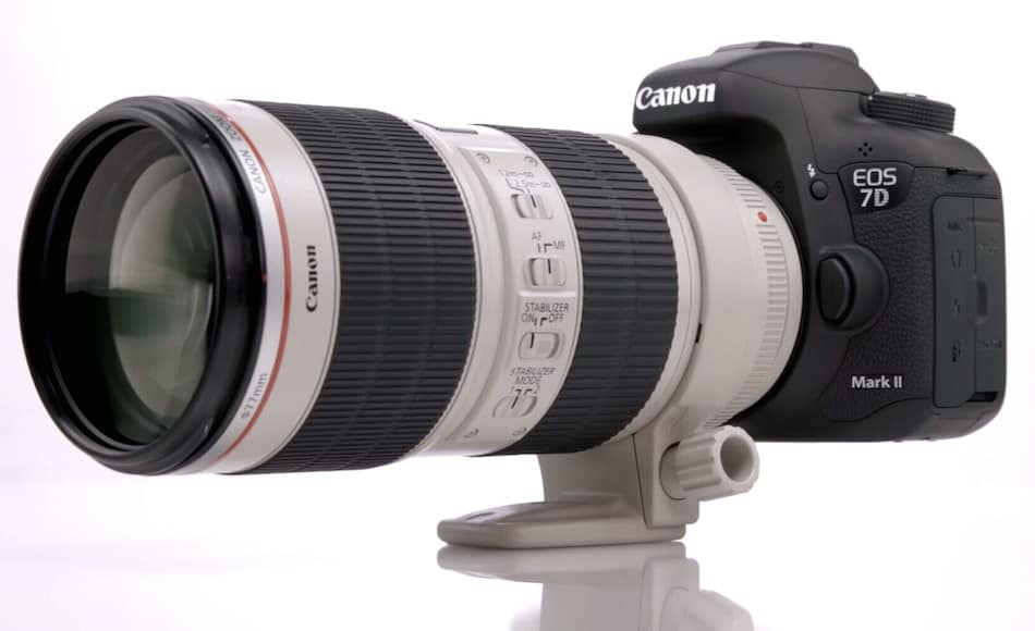 A new Canon DSLR Might be Announced With EOS 90D and 7D Mark III