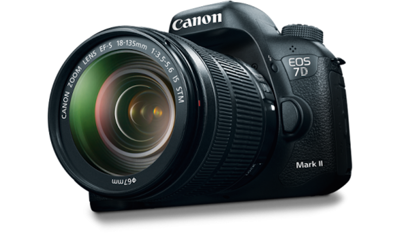 First Canon 7D Mark III specs leaked on the web