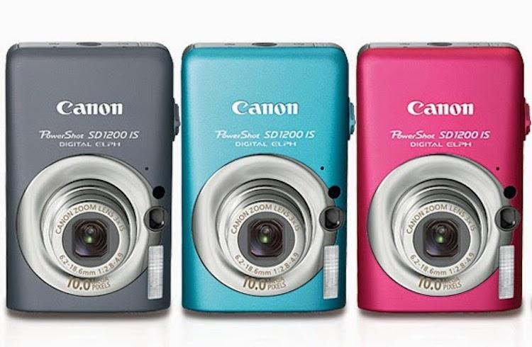 Caono-PowerShots
