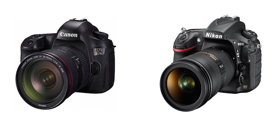 Canon-EOS-5Ds-vs-Nikon-D810