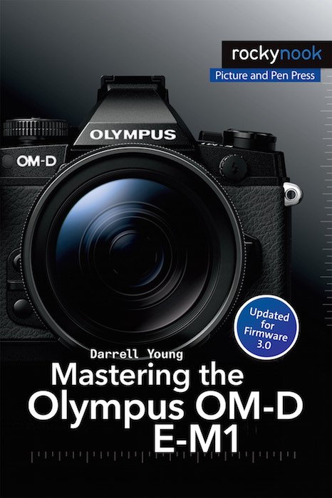 New Olympus E-M1 Books Available Online