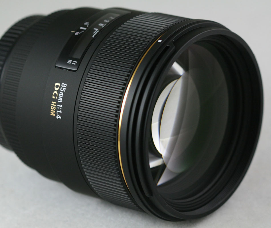Sigma 85mm F1.4 Art lens to be announced soon