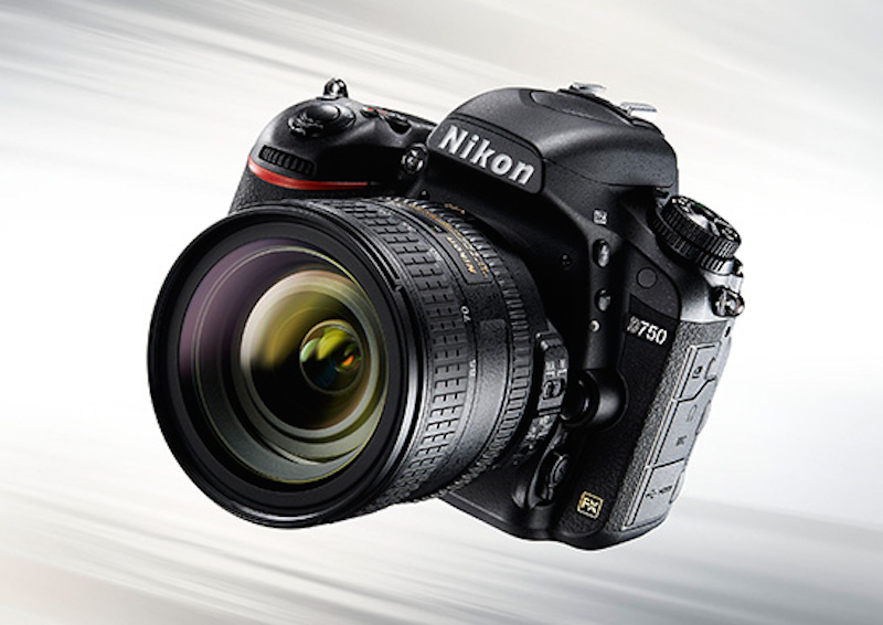 New Firmware Updates Released for Nikon D750, D610 and D600 Cameras