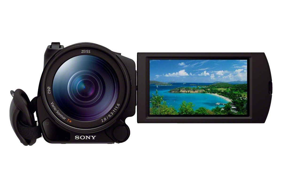 Sony-FDR-AX100-4K-Camcorder-firmware-update
