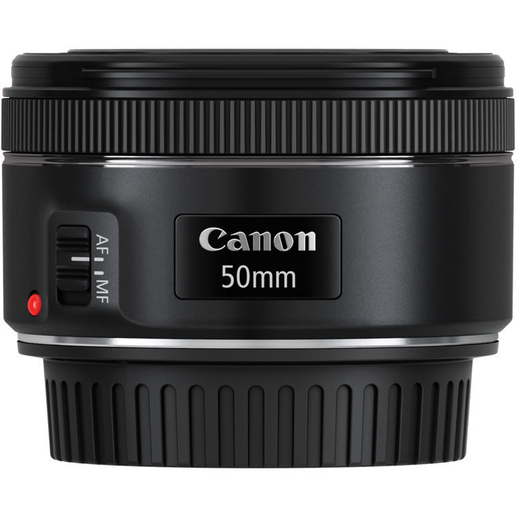 Canon RF 50mm f/1.8 IS USM Lens Coming in 2019