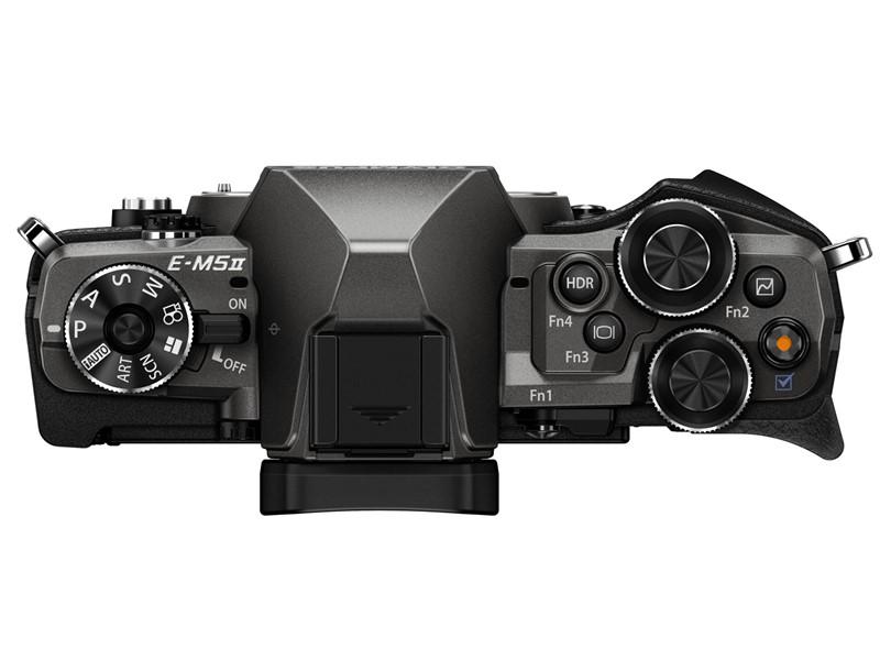 olympus-titanium-om-d-e-m5-ii-limited-camera-top