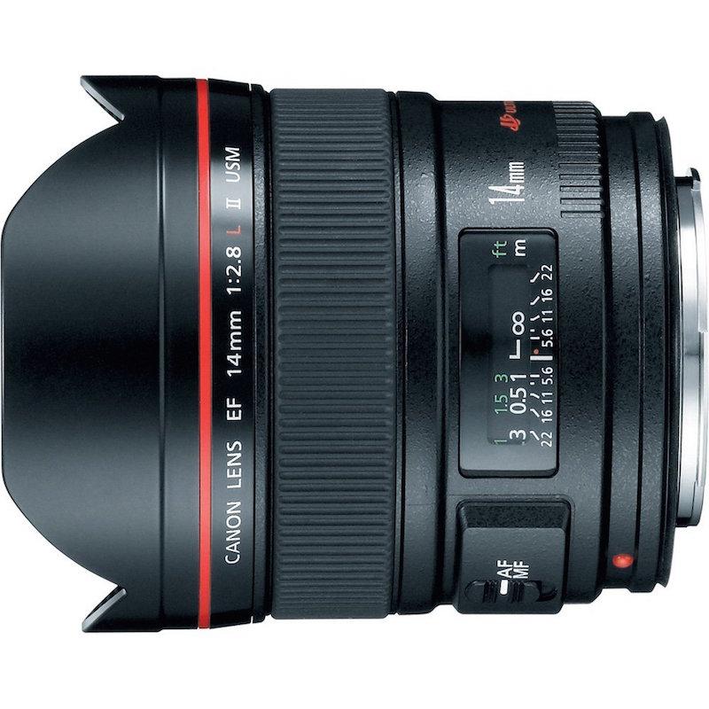 Canon Patent For Ef 10mm F 2 8l Ultra Wide Angle Prime