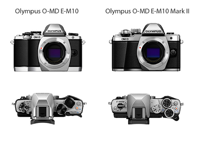 olympus-e-m10ii-vs-e-m10-vs-e-m5ii-specifications-comparison