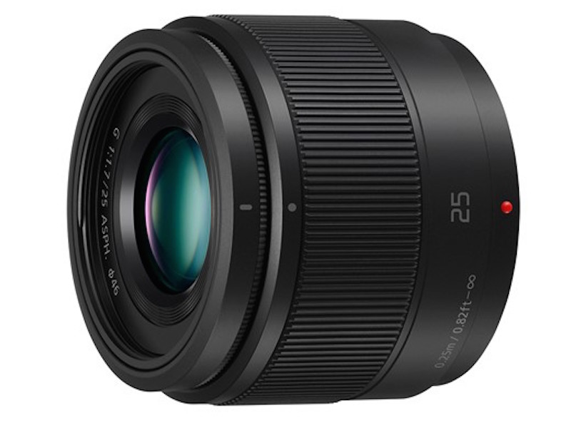 panasonic-announces-lumix-g-25mm-f1-7-asph-lens