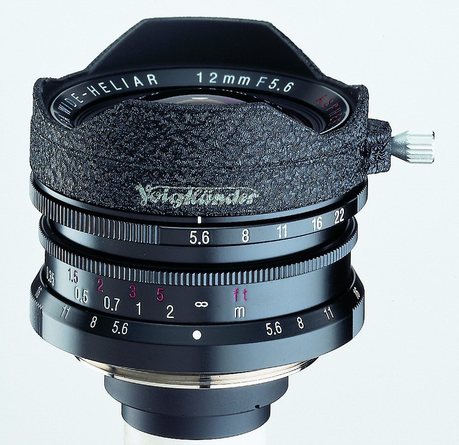 voigtlander announces three new native wide angle sony e mount lenses