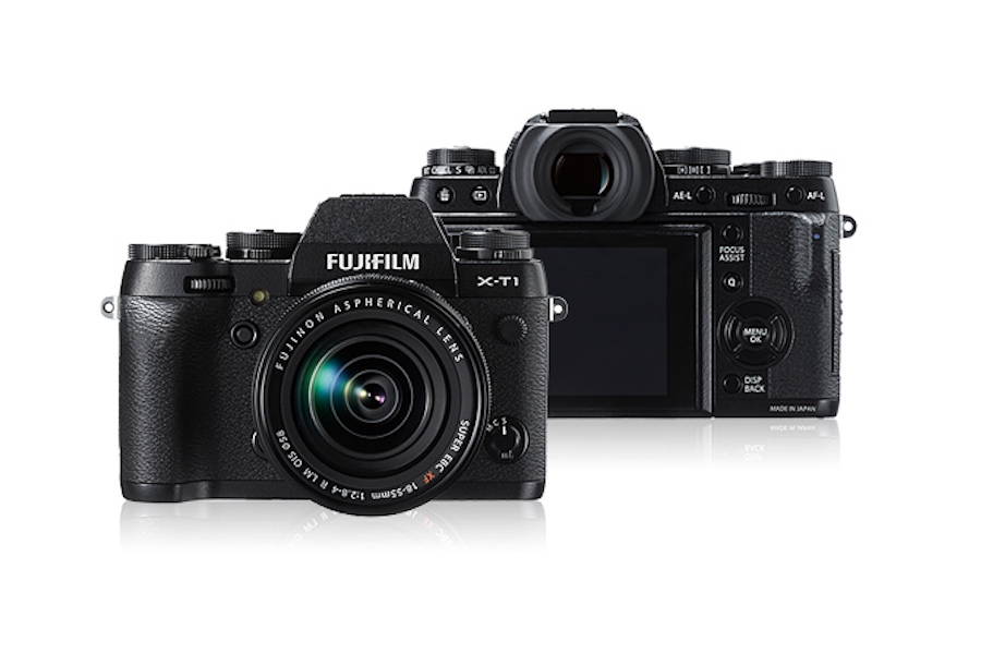 Fujifilm X-T1 Firmware Update 5.51 Released