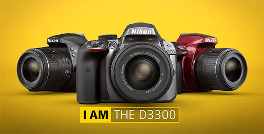Nikon D3300 Firmware Update C version 1 01 Released