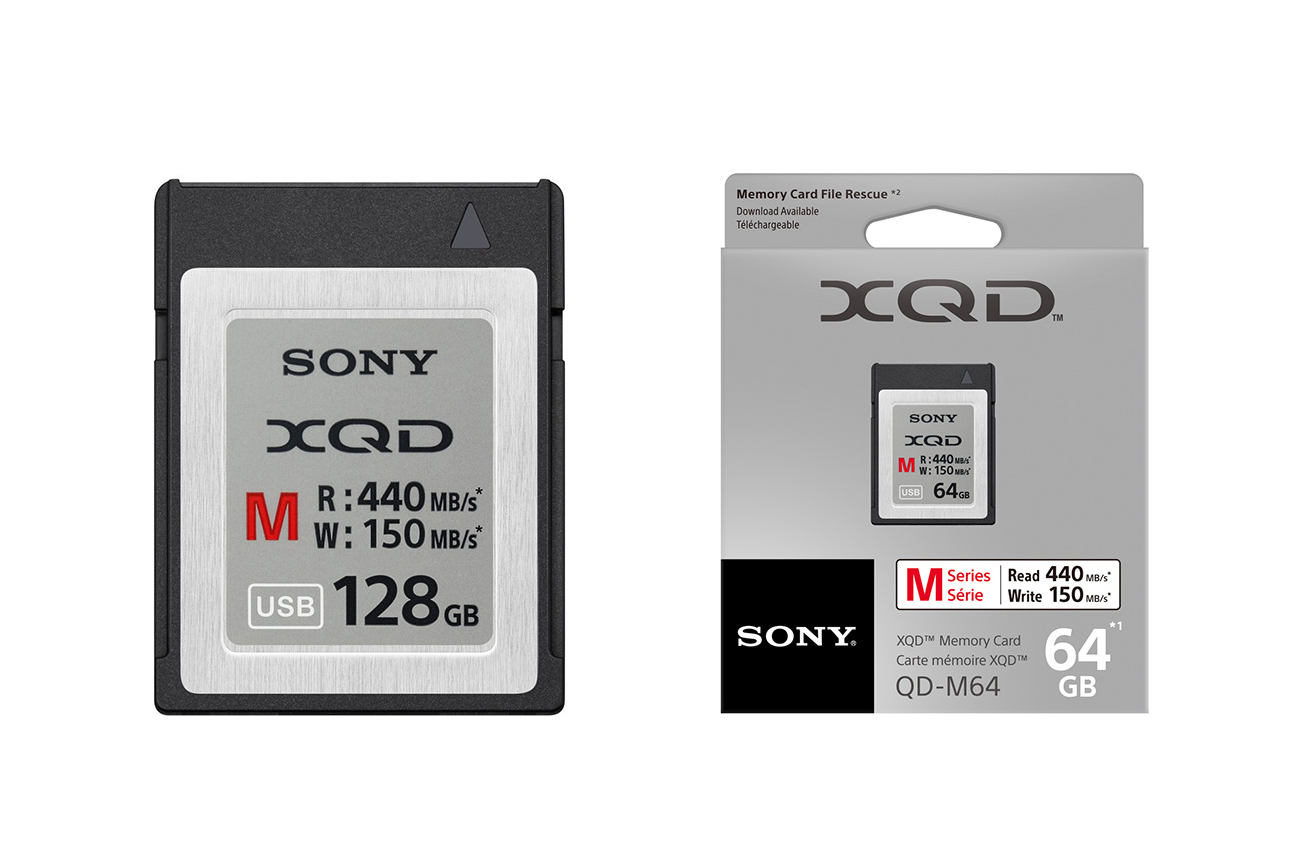 sony-announced-new-xqd-cards-designed-for-nikon-d5-and-d500