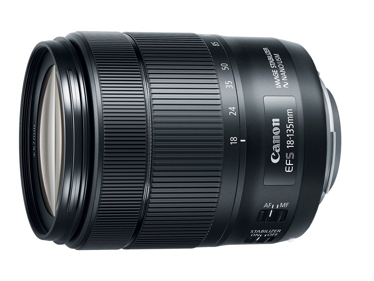 Canon Announces EF-S 18-135mm F3.5-5.6 IS USM Lens