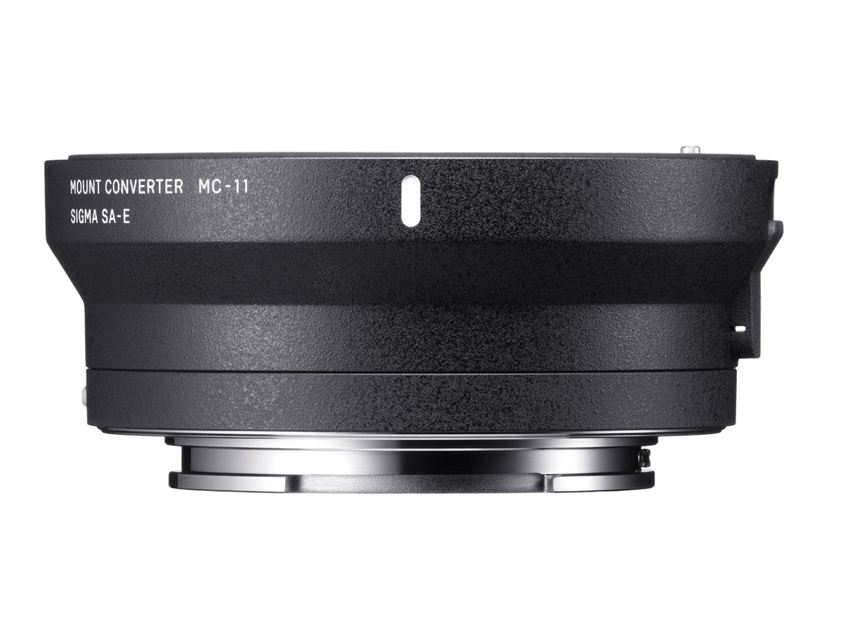 Sigma Mount Converter MC-11 EF-E Firmware Update
