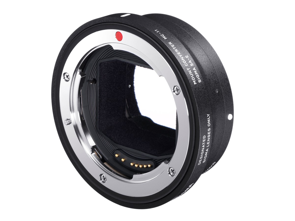 Sigma MC-11 Mount Converter Firmware Version 1.02 Released