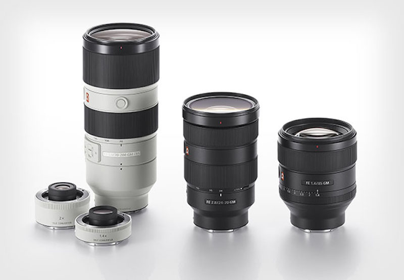 sony-unveils-three-new-g-master-lenses-for-full-frame-mirrorless