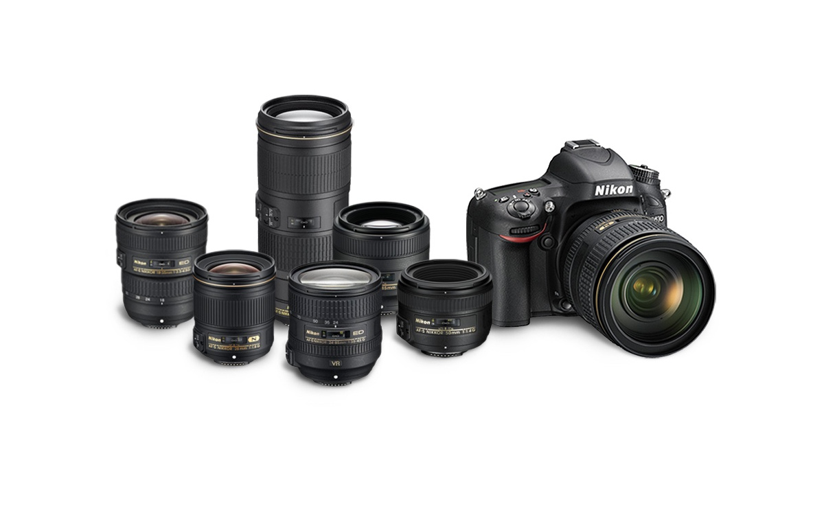 Best Nikon D610 Lenses