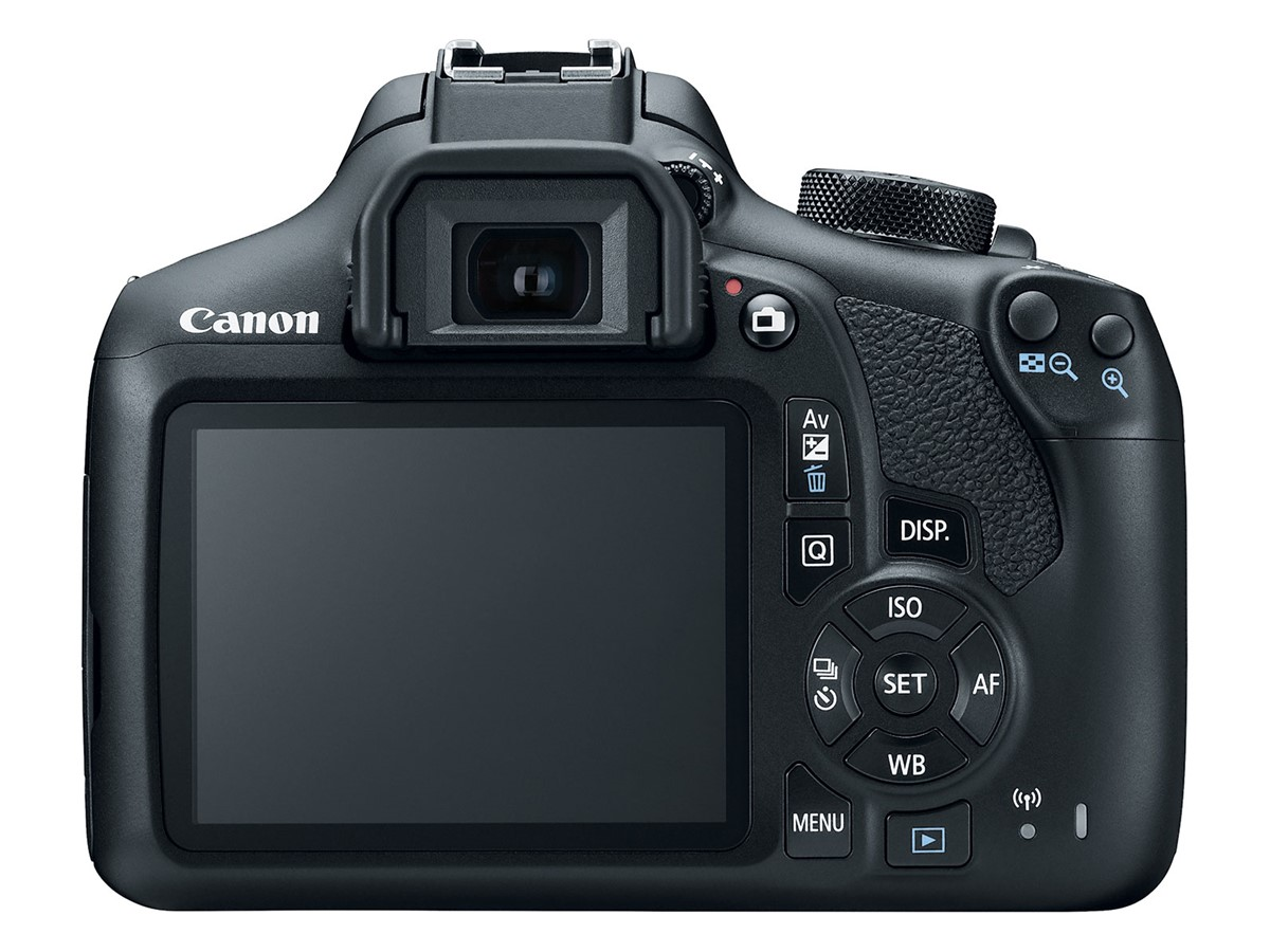 Canon EOS Rebel T6 DSLR Camera 05
