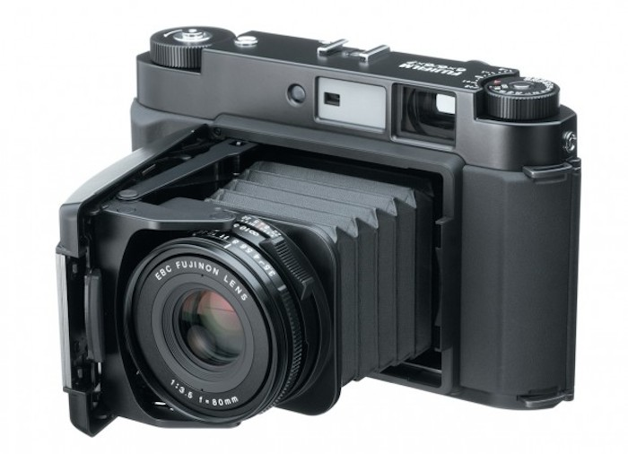 fujifilm medium format camera gf670