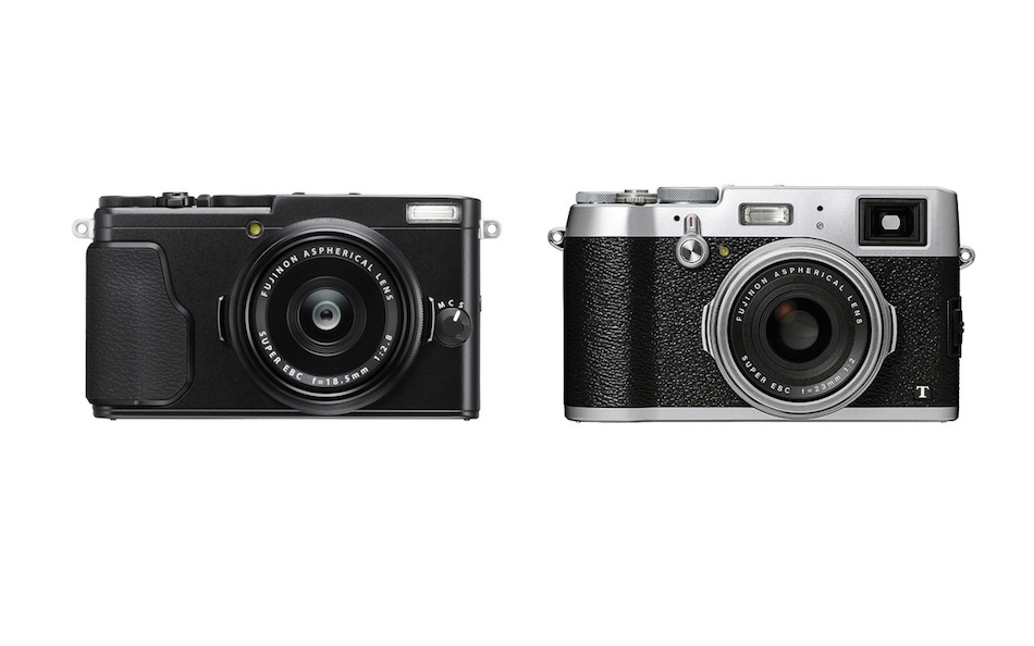 Fujifilm X70 vs X100T Comparison