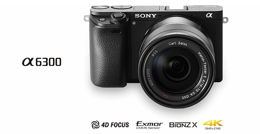 Sony A6300 User's Manual Available Online