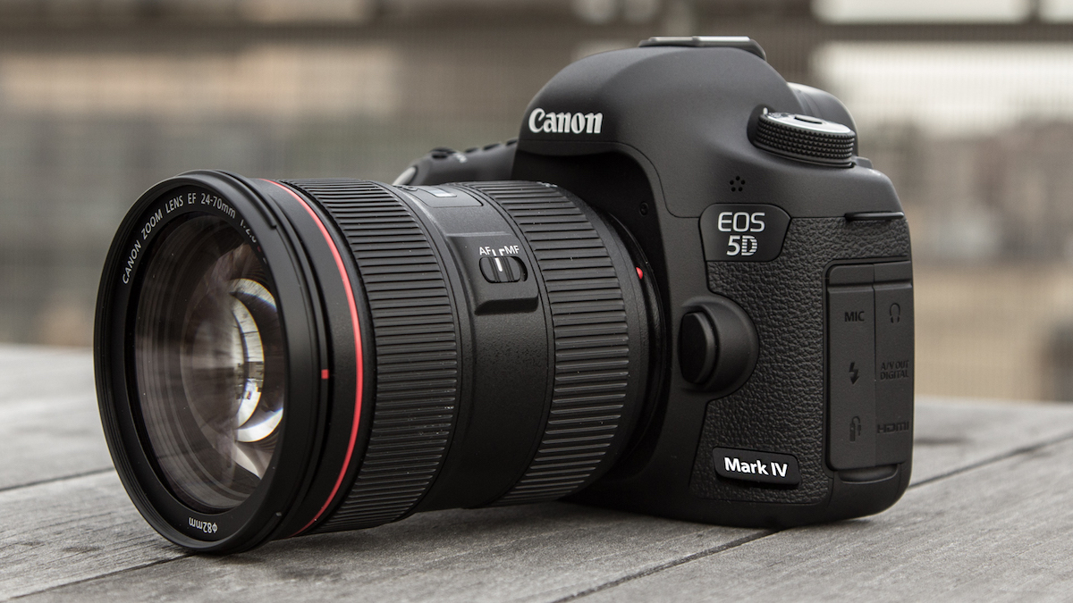 Canon 5D Mark IV Tested Rumors