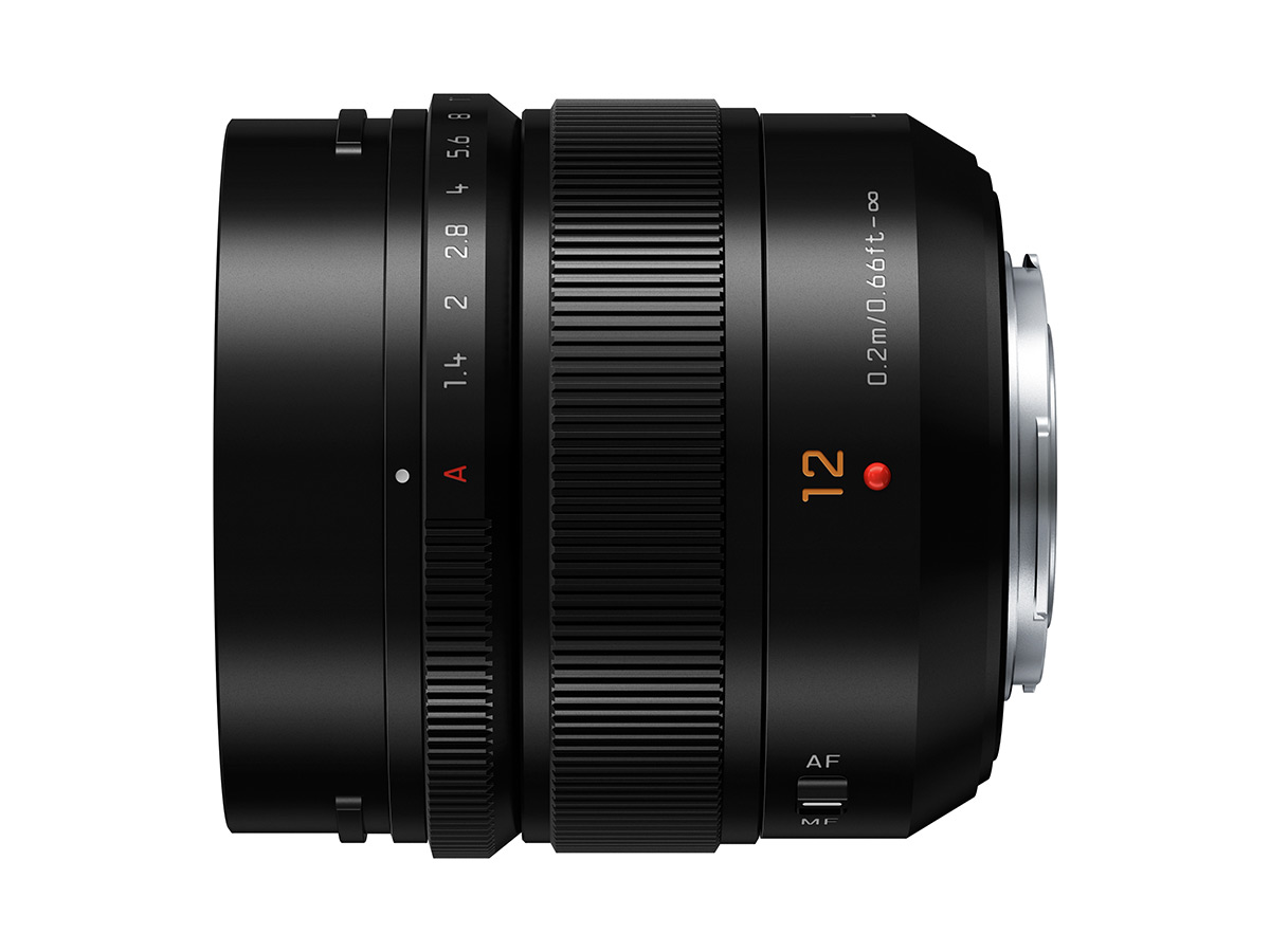 Panasonic Lumix G Leica Summilux 12mm F1.4 Lens Becomes Official