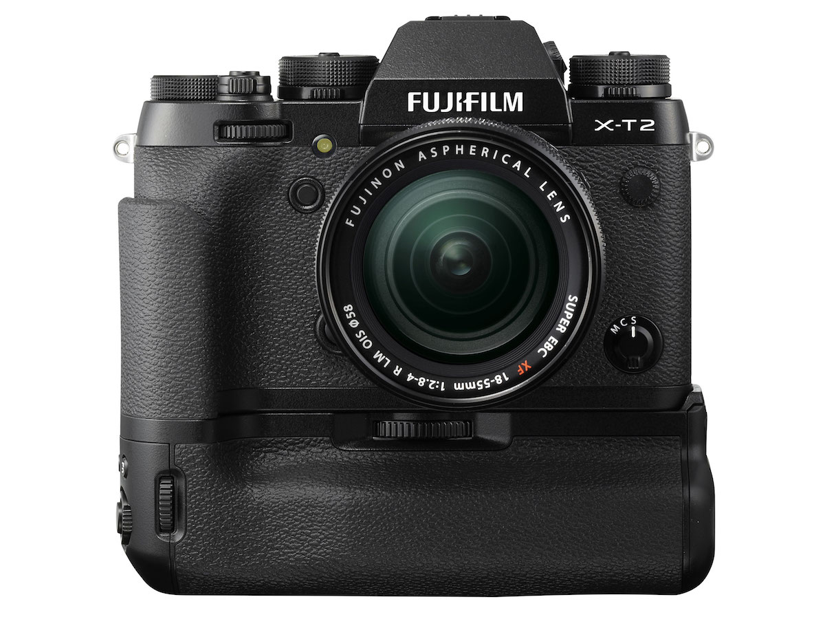 Fujifilm X-T2 Announced with New Autofocus System and 4K Video