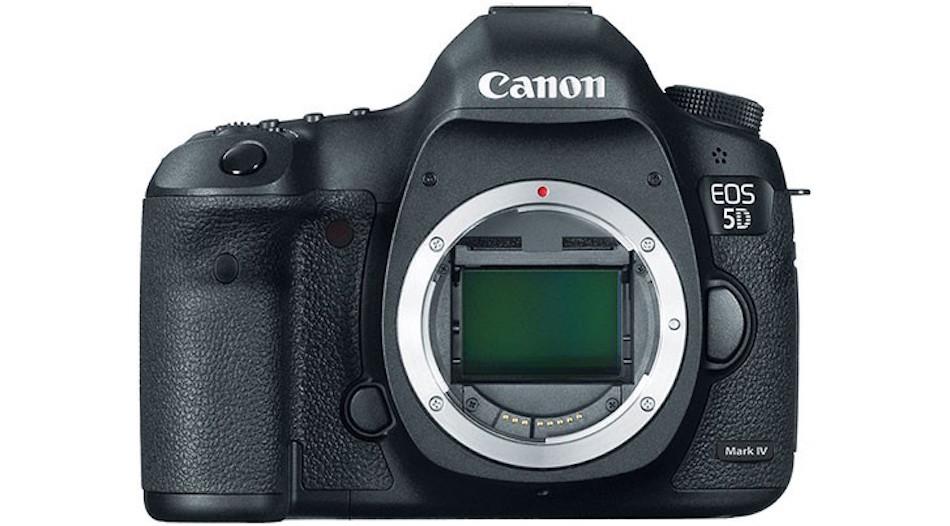 Full Canon EOS 5D Mark IV Specs Leaked Online