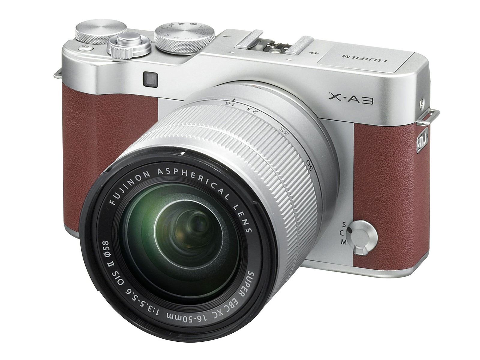 Fujifilm X-A3 Firmware Ver. 2.00 Now Available for Download