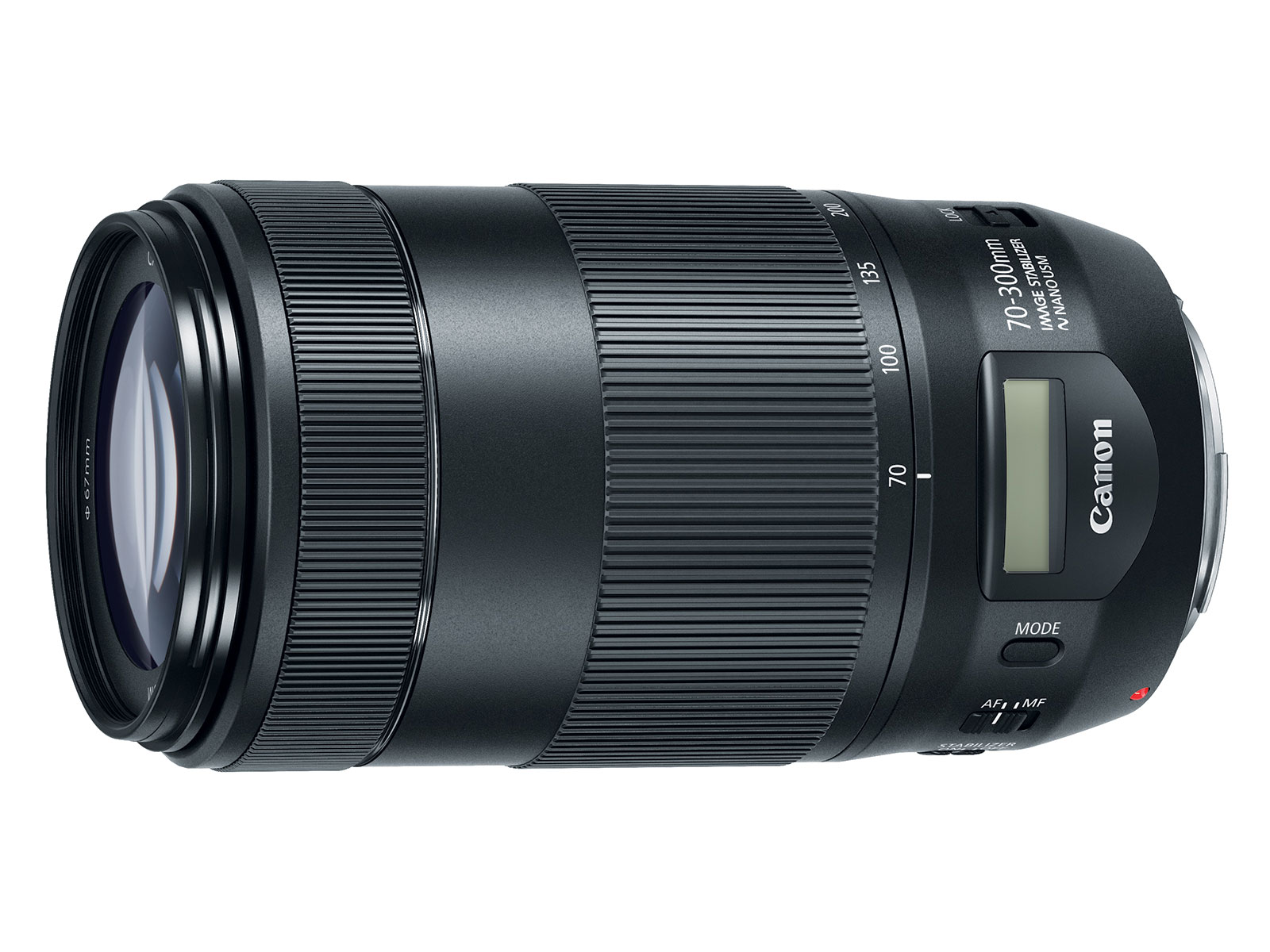 Canon EF 70-300mm f/4-5.6 IS II USM Lens Announced
