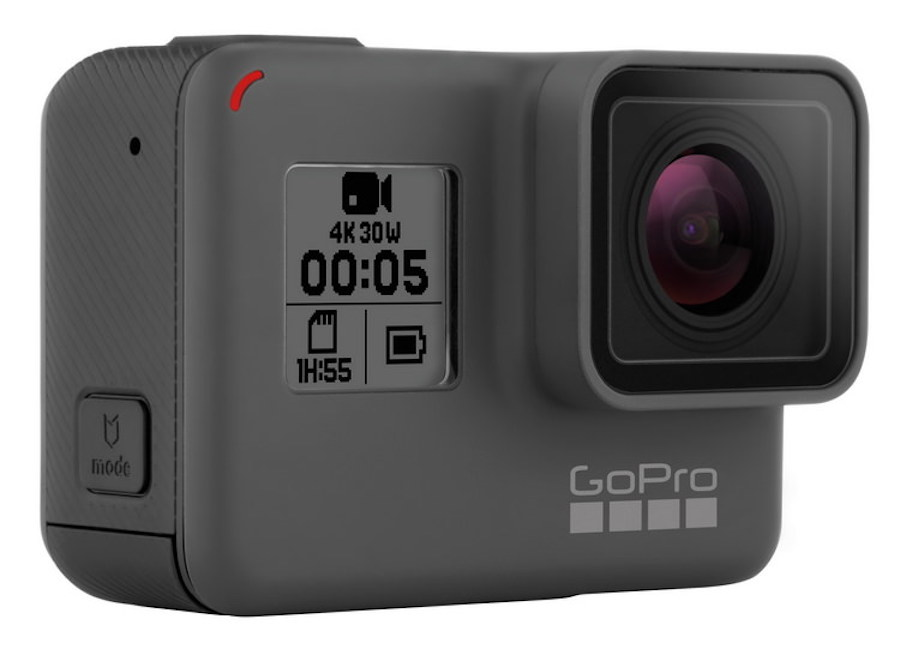 GoPro Hero 5 Black and Session action cameras announced