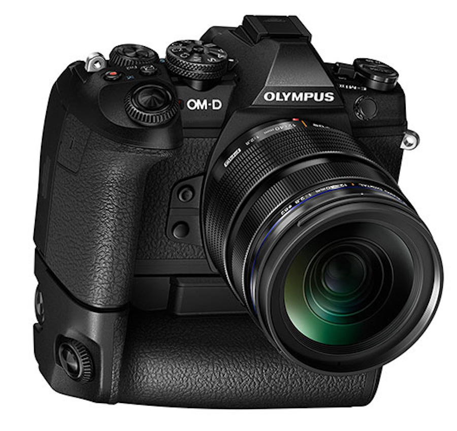 Olympus E-M1 Mark II release date set for December, 2016