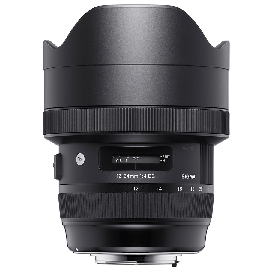 Sigma 14-24mm f/2.8 DG HSM Art Lens to be Announced Soon