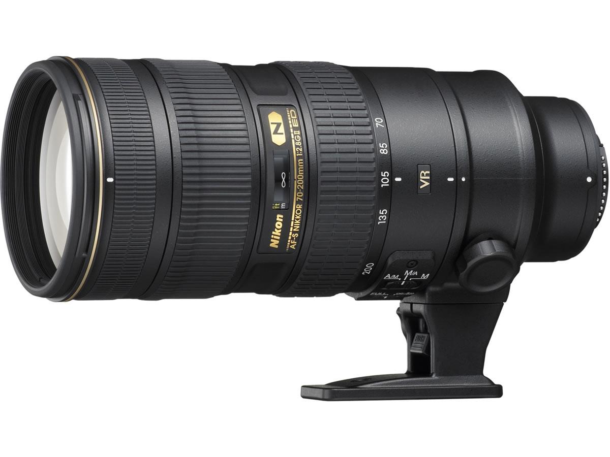 Nikon AF-S NIKKOR 70-200mm f/2.8E FL ED VR and PC-E 19mm f/4E ED Tilt-Shift Lenses Coming Soon
