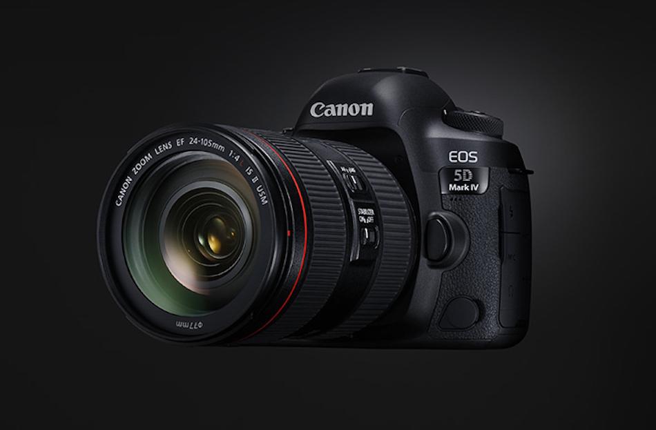 Canon Explains C-Log on the EOS 5D Mark IV