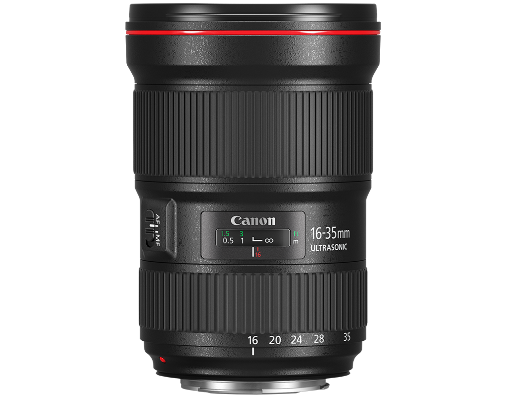 Canon EF 16-35mm f/2.8L III USM Lens Reviews Roundup