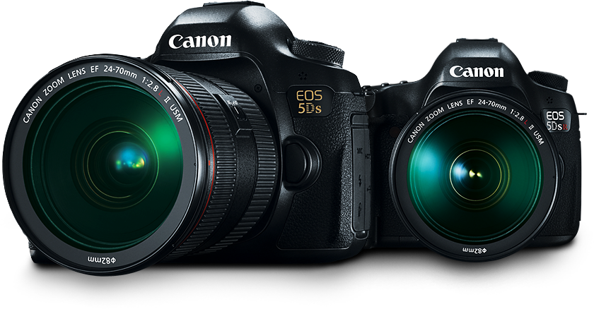 Canon EOS 5DS Mark II To Be Announced in Late 2017