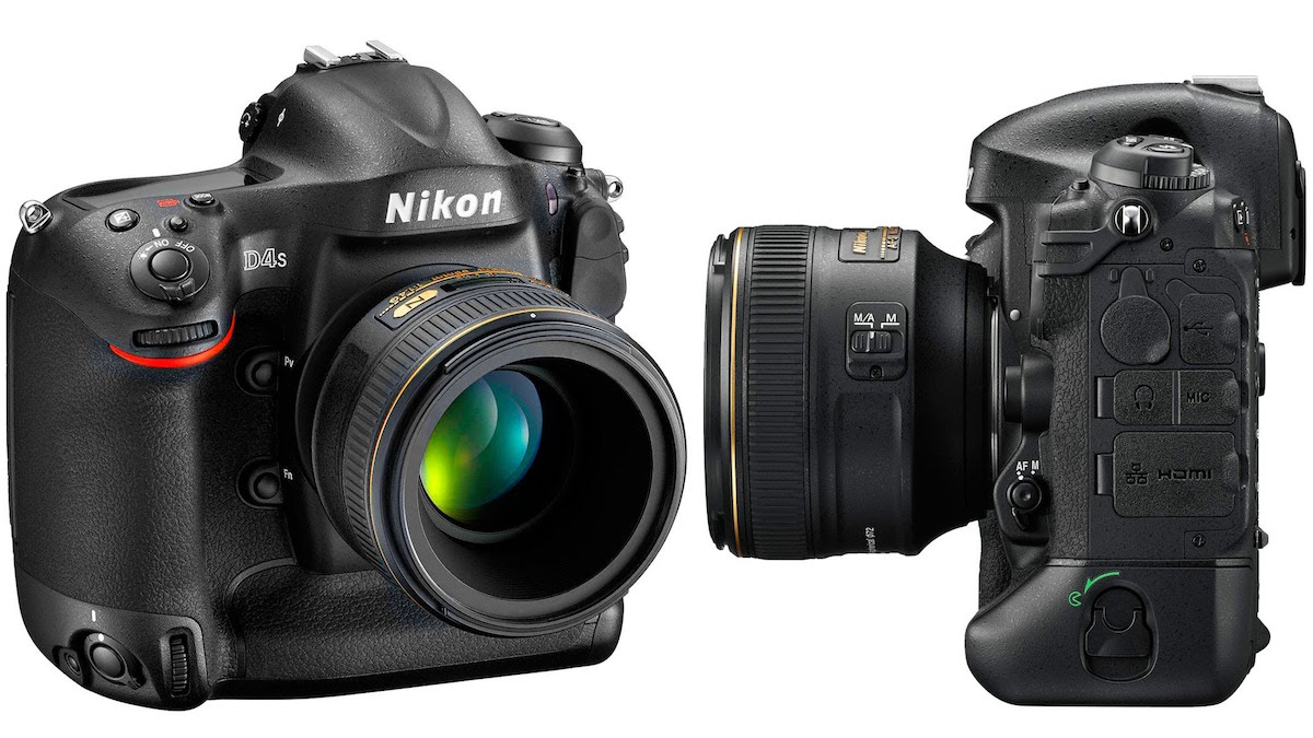 Nikon D4s firmware update version 1.32 released