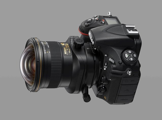 Nikon PC NIKKOR 19mm f/4E ED tilt shift lens becomes official