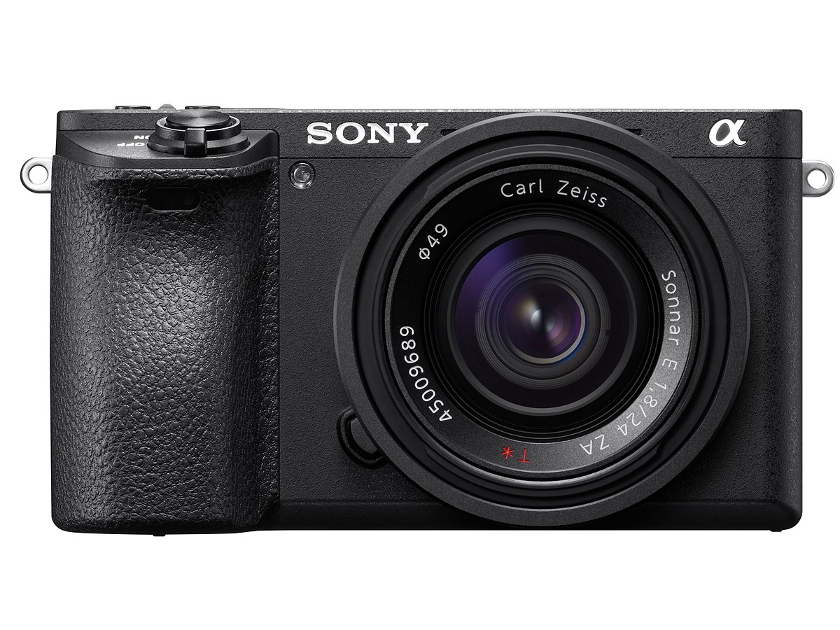 Sony unveils the A6500 with 5-axis IBIS and touchscreen